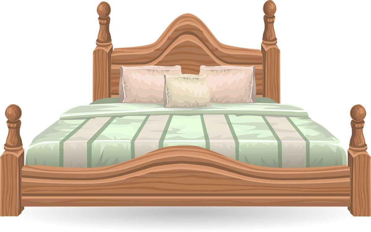 Nyikorog az ágy, aludni sem tudok tőle!