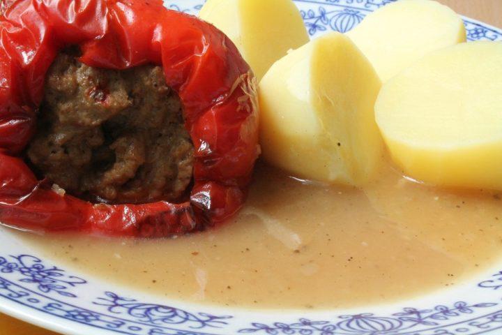 Száraz sült hús felhasználása