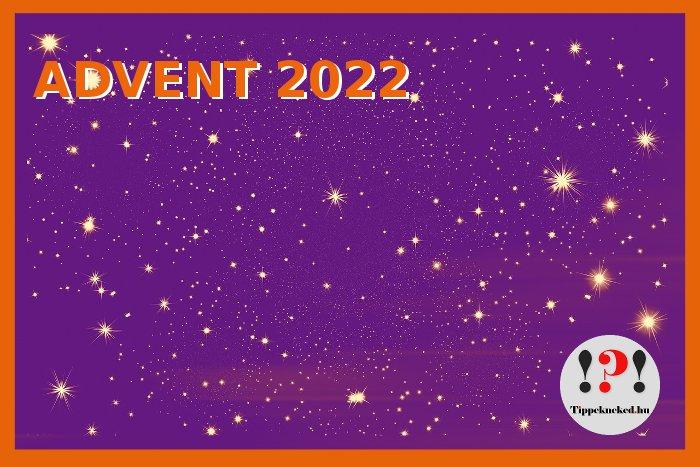 Mikor van 2022-ben advent első napja, advent első vasárnapja?