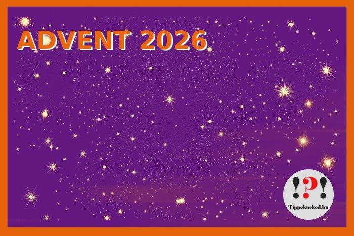 Advent 2026