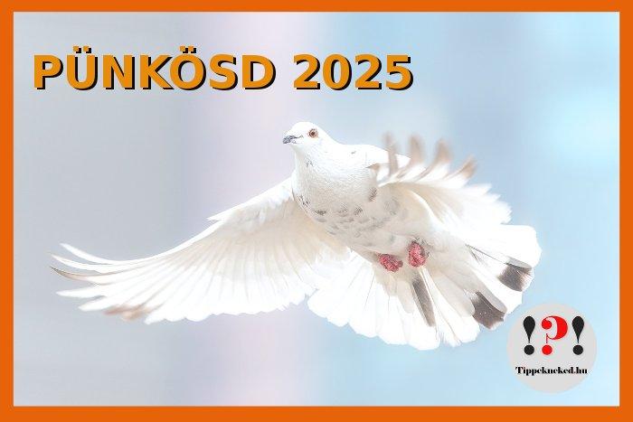 Pünkösd 2025