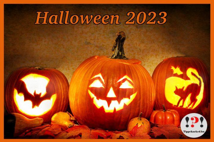 Mikor van Halloween 2023-ban? Halloween időpontja