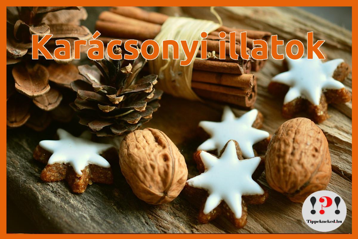 Öt tuti tipp, hogy karácsonyi illatok járják át az otthonod