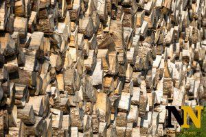 Tűzifa tárolása