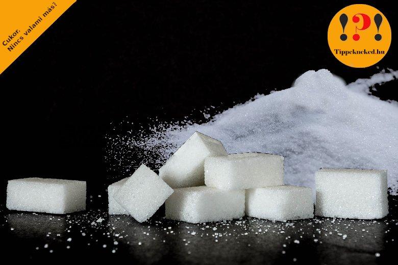 Cukor helyett
